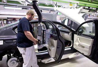 Volkswagen : la Passat tourne au ralenti #1