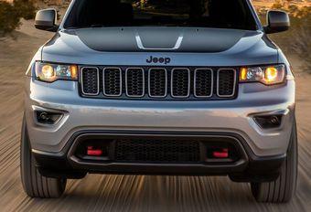 Jeep Grand Cherokee : une déclinaison de 700 ch dans les cartons ? #1