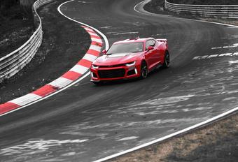 Chevrolet Camaro ZL1 doet Europese sportwagens naar adem happen #1