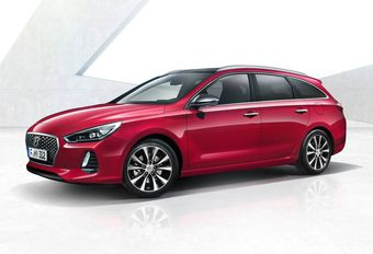 Hyundai i30 Wagon : 1650 litres #1