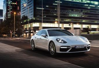Porsche Panamera: de krachtigste versie is een hybride #1