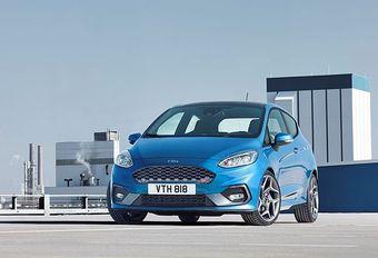Ford: Il n'y aura pas de Fiesta RS #1