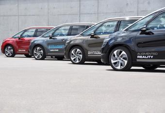 PSA : des clients testeront la voiture autonome #1