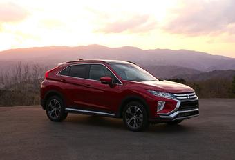 Mitsubishi komt met sportieve Eclipse Cross - Update #1