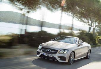 Mercedes E-Klasse Cabriolet: ook als 4Matic #1