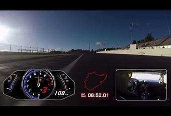 Lamborghini Huracan Performante: La plus rapide sur le Nürburgring #1