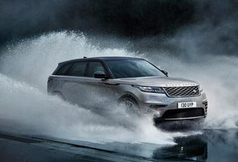Range Rover Velar: de ontbrekende schakel #1