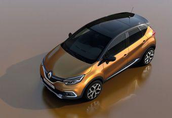 Facelift voor de Renault Captur #1
