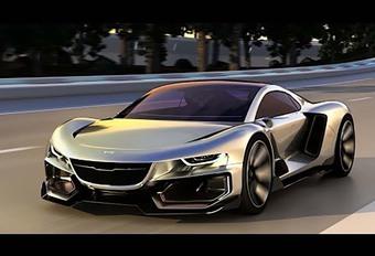 Herrijst Saab met een supersportwagen? #1