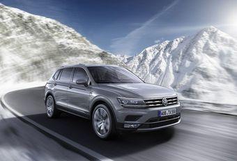 Volkswagen Tiguan Allspace : version européenne #1