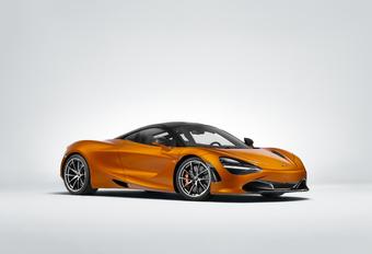 McLaren 720S: de details #1