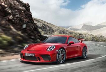 Porsche 911 GT3 : respiration libre ! #1