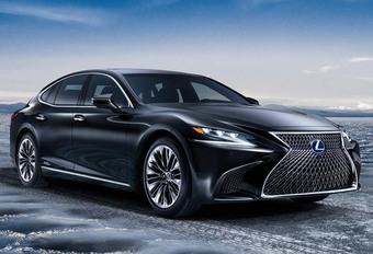 Lexus LS 500h : l'exclusivité, sauce japonaise #1