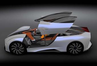 Techrules Ren: 1.300 pk voor China's eerste supersportwagen #1