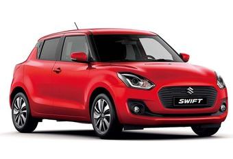Suzuki Swift: knap én praktisch #1