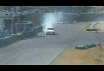 Leçon de drift en Toyota Celica 1re génération #1
