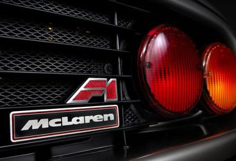 Plus de 900 ch pour la future « hyper GT » de McLaren #1