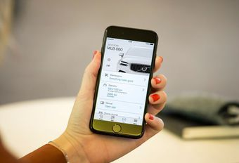 Volvo On Call : refonte de l'application #1