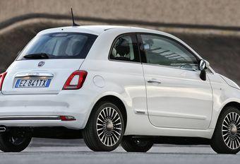 Fiat 500 : une version hybride au programme  #1