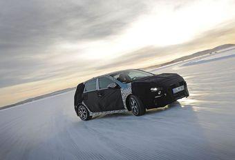 Thierry Neuville a testé la Hyundai i30 N en Suède #1
