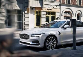 Volvo : au moins 400 km d'autonomie #1