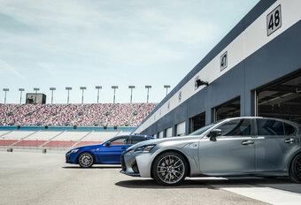 Na CT ruimt ook de Lexus GS baan voor een SUV #1