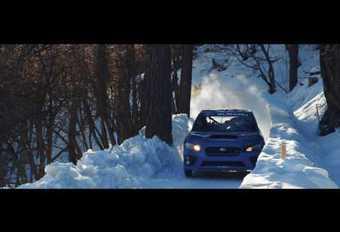 Subaru WRX STI en bobsleigh : totalement secoué #1