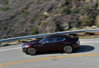 Aston Martin stopt met de Rapide #1