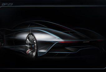1res infos officielles sur la McLaren Hyper-GT #1