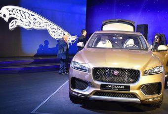 Jaguar-Land Rover laat 29 namen beschermen #1