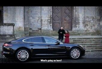Covoiturage original en Porsche #1