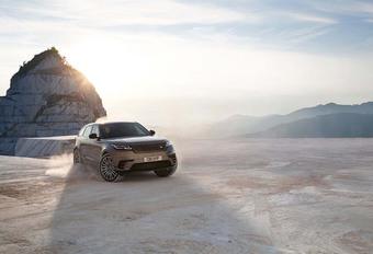 Range Rover Velar heeft een prijskaartje #1