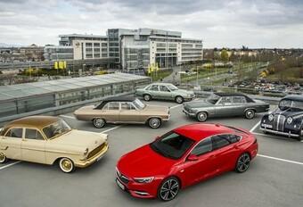 Techno Classica 2017 : les grandes Opel #1