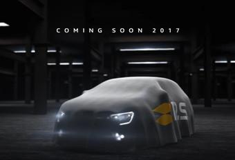 Video: Renault Mégane RS licht een tipje van de sluier #1