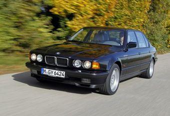 BMW : 40 ans de la Série 7 à Essen #1