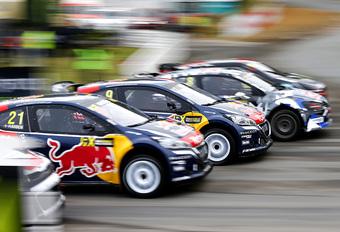 Zondag start nieuw WRX-rallycrossseizoen met Loeb en co. #1