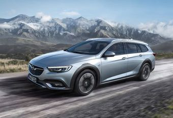Opel Insignia Country Tourer : la baroudeuse #1