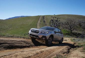 Subaru Outback gaat voor scherper, slimmer en stiller #1