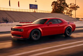 Dodge Challenger Demon: dit is hem dan #1