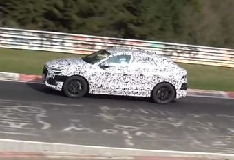 Audi Q8 : le X6 d'Audi de sortie #1