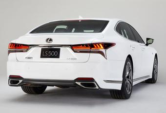 Wat doet F-Sport met de nieuwe Lexus LS? #1