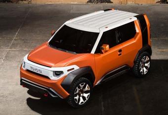 Toyota onthult kubusvormige conceptcar in New York #1