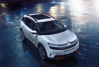 Citroën C5 Aircross : il est là ! #1