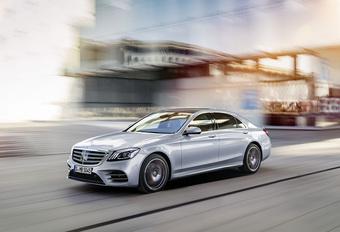 Meer comfort, meer veiligheid en nieuwe motoren voor Mercedes S-Klasse #1