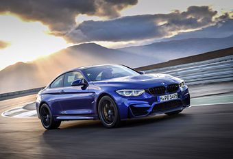 BMW M4 CS : entre Competition Package et GTS #1