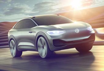 Volkswagen I.D. Crozz: op weg naar zelfstandigheid #1