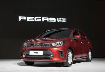 Kia stelt in Shanghai twee modellen voor de Chinese markt voor #1