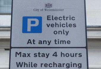 Groot-Brittannië is niet klaar voor elektrische mobiliteit #1