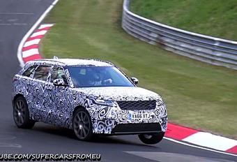 Range Rover Velar komt er ook als SVR #1