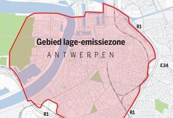 LEZ Antwerpen: meer fijn stof, maar wel een goed gevulde stadskas #1